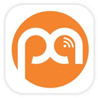 Podcast Addict logo