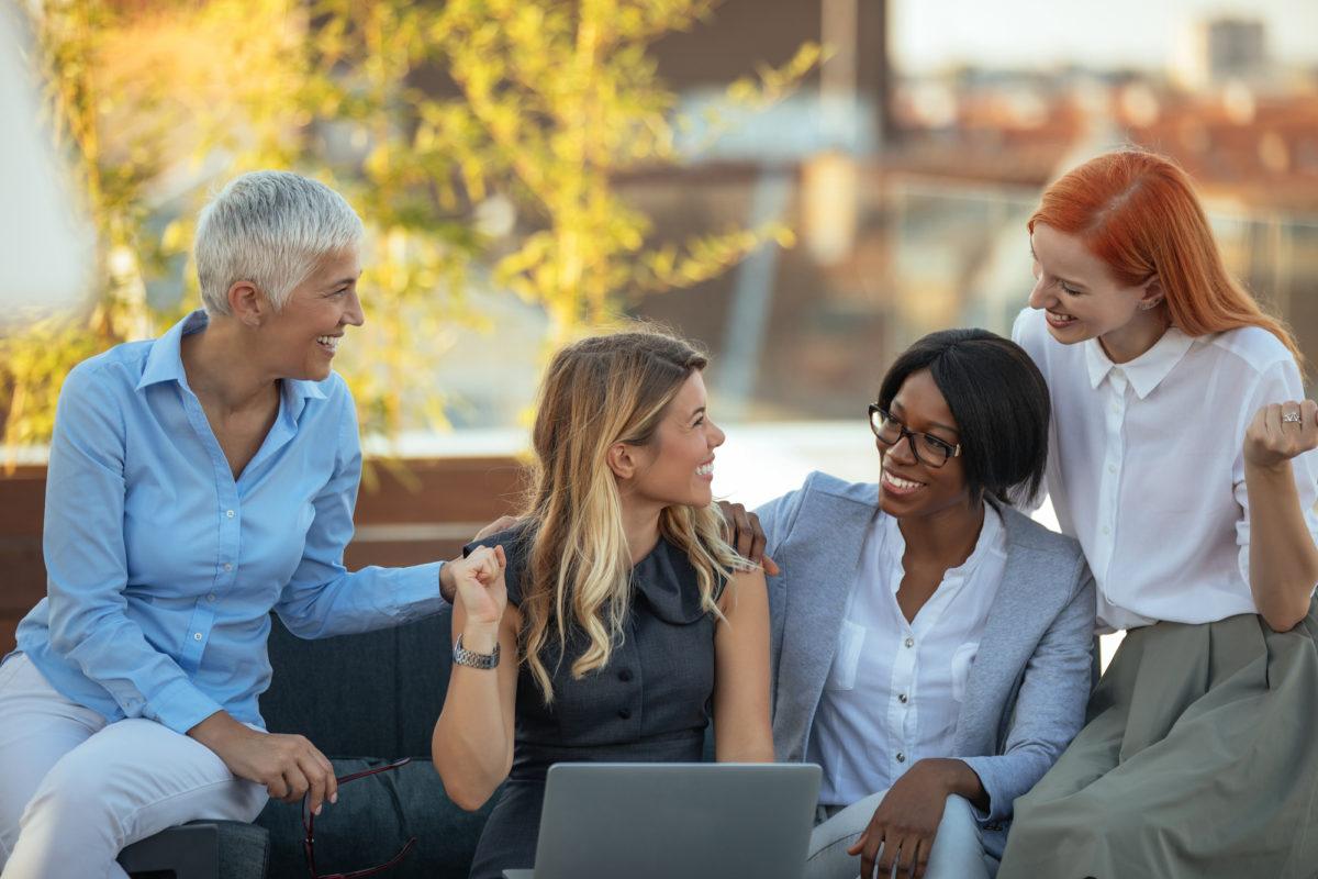 Women business power
